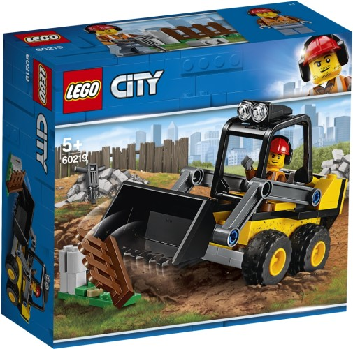 Bouwlader Lego (60219)