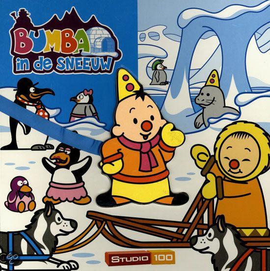 Boek Bumba in de Sneeuw