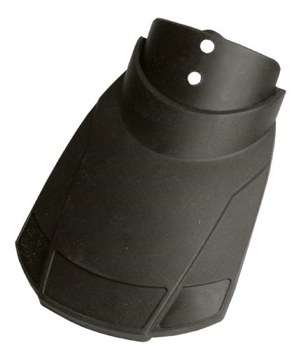 BAT SPATLAP SPOILER PVC ZWART (2)