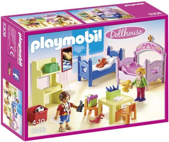 Playmobil Kinderkamer met stapelbed Playmobil (5306)