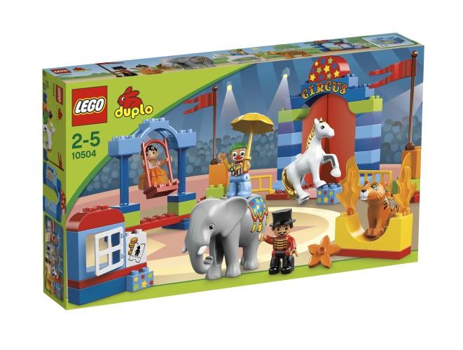 Lego 10504 Groot Circus Duplo