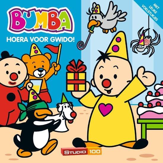 Boek Bumba Hoera voor Gwido (BOEK340712)