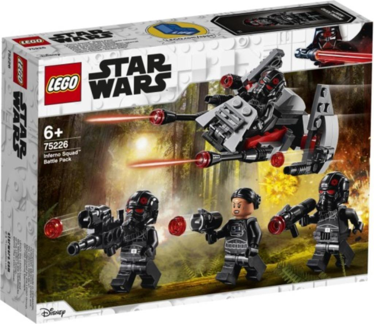 Inferno Squad Battle Pack Lego (75226)