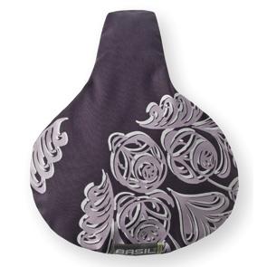 Basil zadeldek Blossom paars