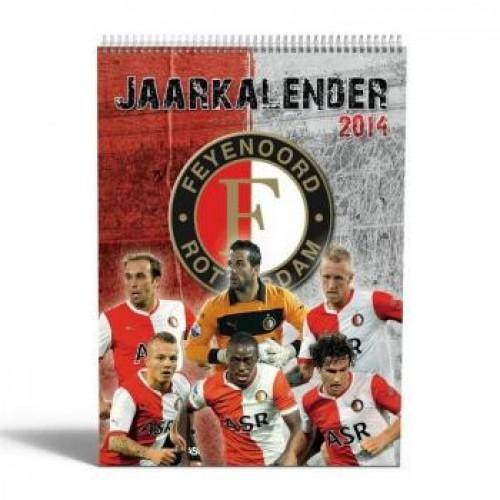 Kalender Feyenoord Jaarkalender 2014