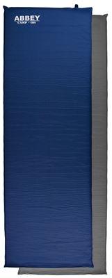 Matras Zelfopblaasbaar 6cm Blauw