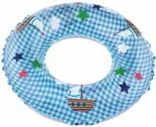Zwemband Lief blauw 50 cm