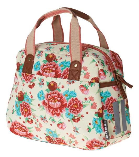 TAS BASIL BLOOM GIRLS CARRY ALL GARDENIA WIT 11L