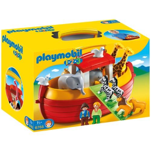 1.2.3 Meeneem Ark van Noach Playmobil 6765