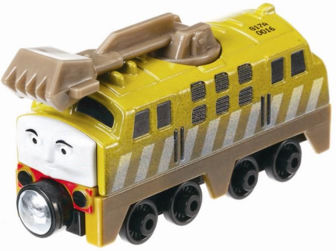 Die-cast vehicle Thomas Diesel 10 (CBL87)