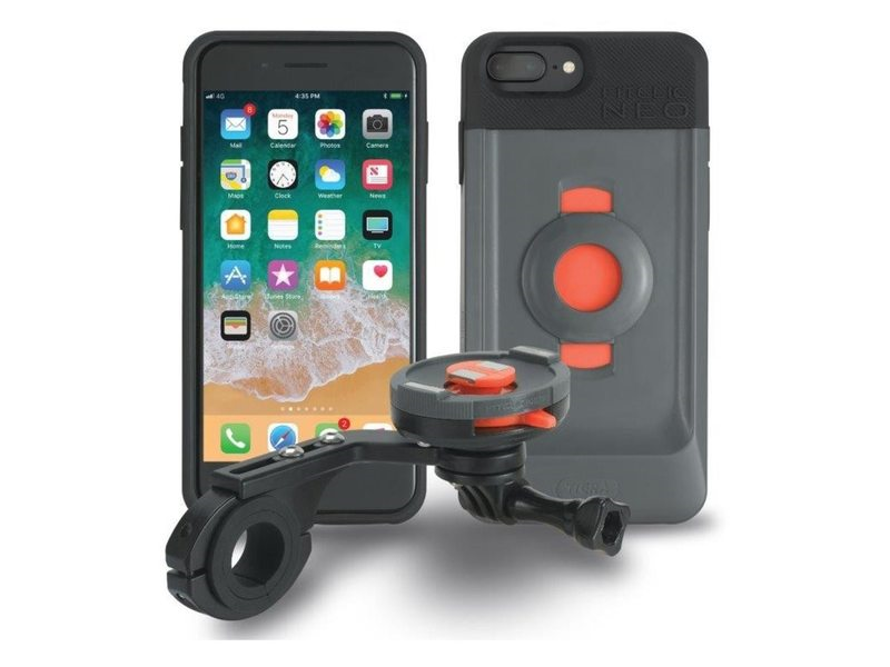 Tigra Sport FitClick Neo Bike Kit Forward for iPhone 6+/6s+/7+/8+