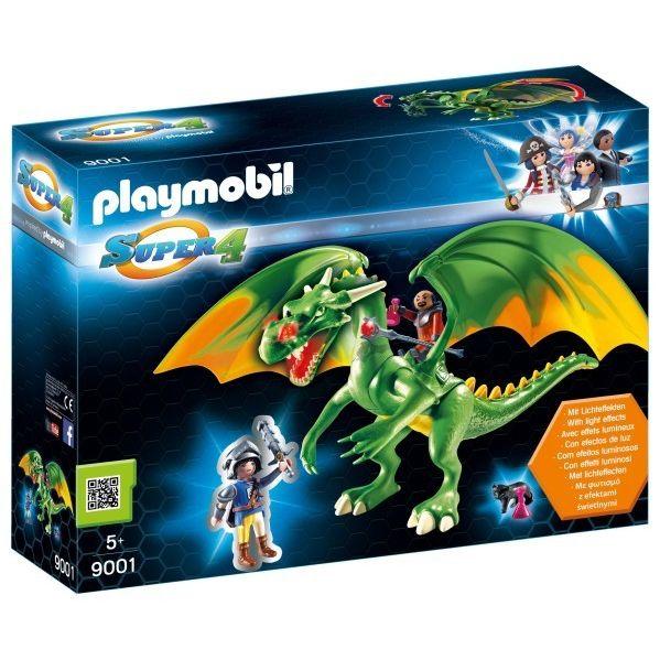 Koningsland Draak met Alex Playmobil (9001) (PLAY959001)