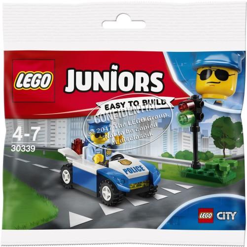 Verkeerspolitie Lego (30339)