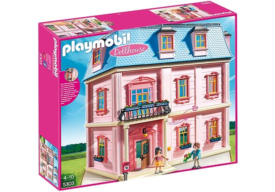 Playmobil Herenhuis Playmobil (5303)