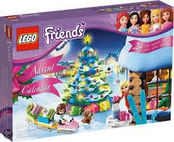 Adventkalender Friends Lego 3316