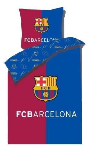 Dekbed Barcelona Rood/Blauw