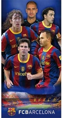 Badlaken Barcelona Spelers (2)