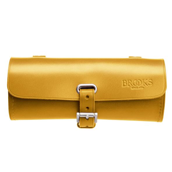 Brooks zadeltas Challenge geel