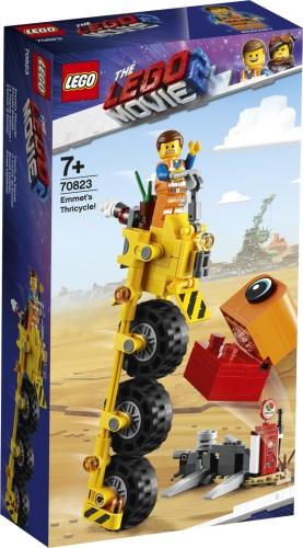 Emmets driewieler Lego (70823)