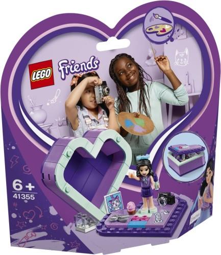 Emma`s Hartvormige doos Lego (41355)