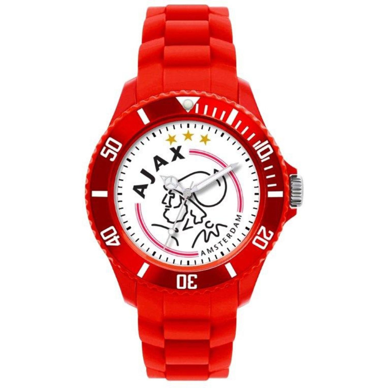 Ajax Horloge Junior Siliconen Band