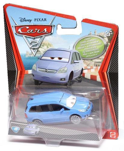 Character Cars 2 Alex Vandel