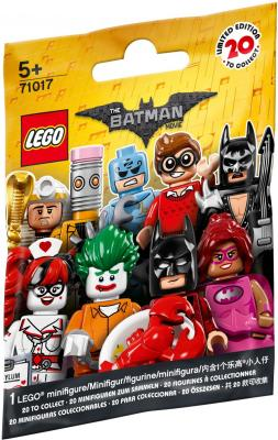 MINIFIGURES BATMAN LEGO (71017)