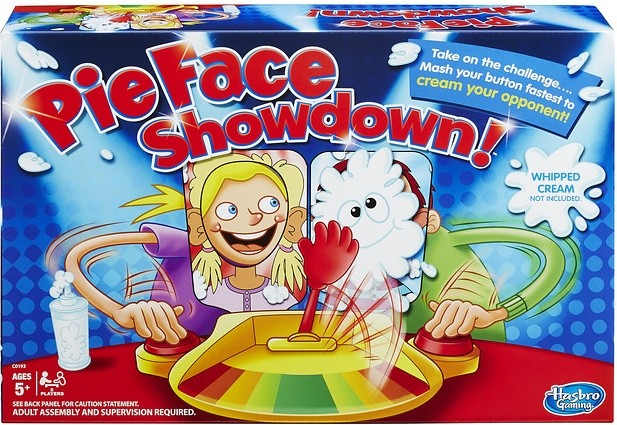 Slagroom Snoet/ Pie Face Showdown (C0193)