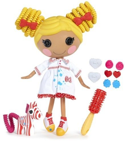 Pop Lalaloopsy Silly Hair Spot Splatter