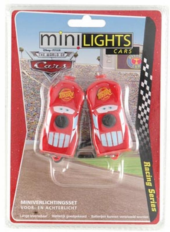 LAMP V+A LED MINILIGHTS (SET) DISNEY CARS (MCQUEEN)