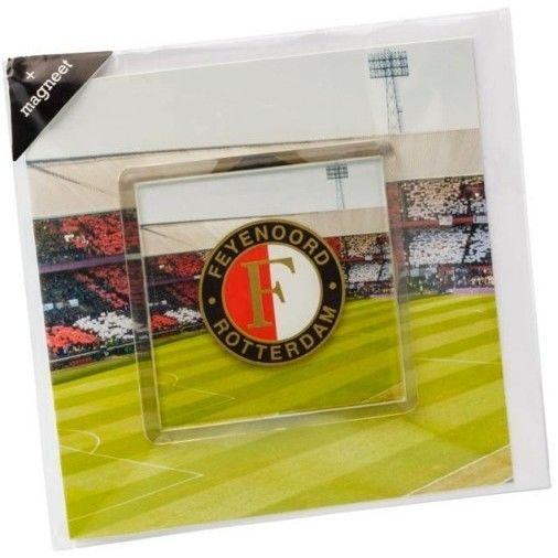 Wenskaart Feyenoord Magneet Stadion