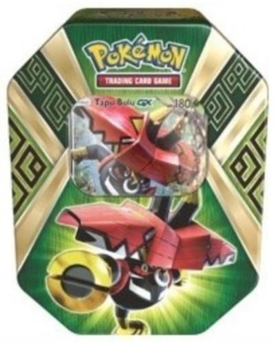Pokemon Island Guardians tin Tapu Bulu GX
