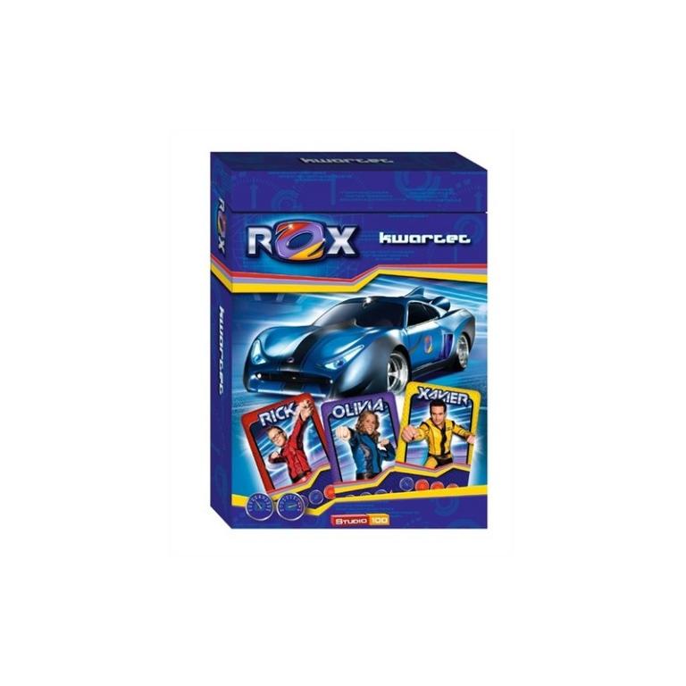 Kwartet Rox Spel