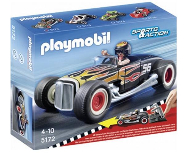 Fire Racer Playmobil 5172