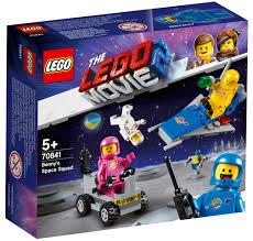 Benny`s ruimteteam Lego (70841)