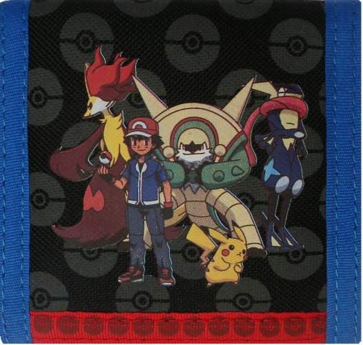 Portemonnee Pokemon Evolution 10x10x1 cm (160-6545)
