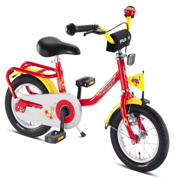 PUKY Puky Z2 Kinderfiets 12 inch Meisjes Rood