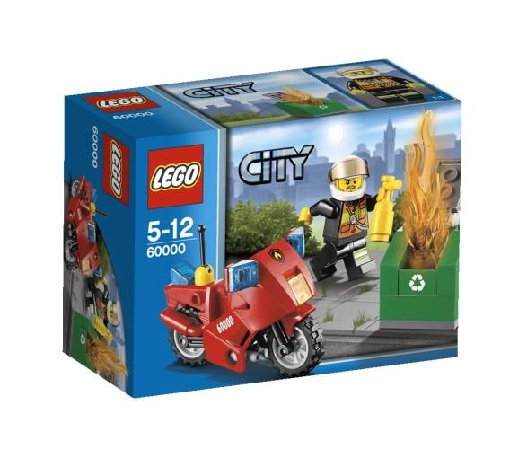 Lego Brandweermotor Lego 60000 Motor (LEGO7060000)