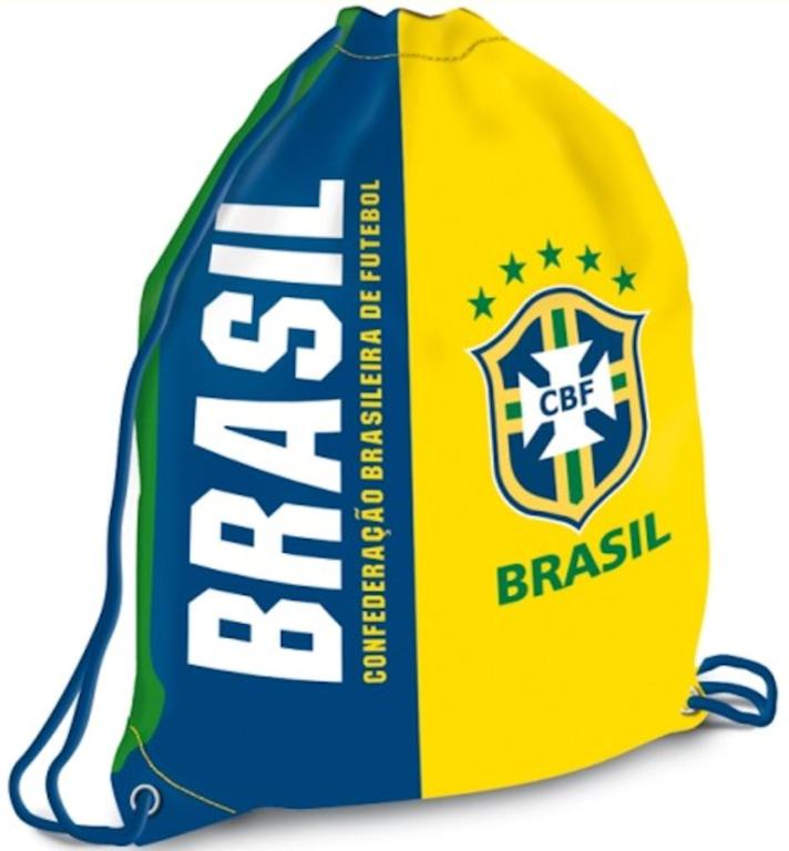 Zwemtas/Gym Brazilië Logo