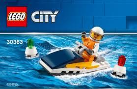Raceboot Lego (30363)