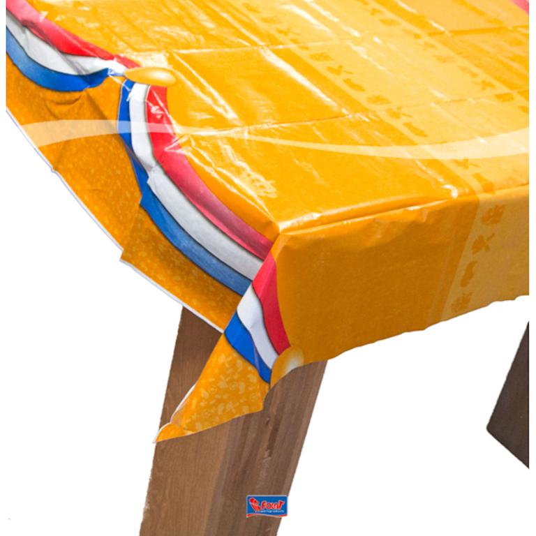 Tafelkleed Holland Oranje