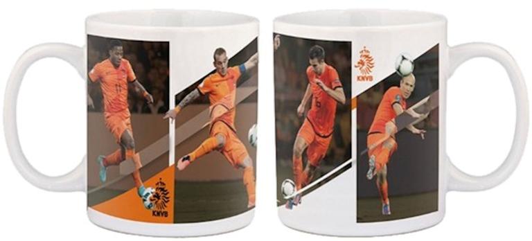 Mok Holland KNVB Spelers