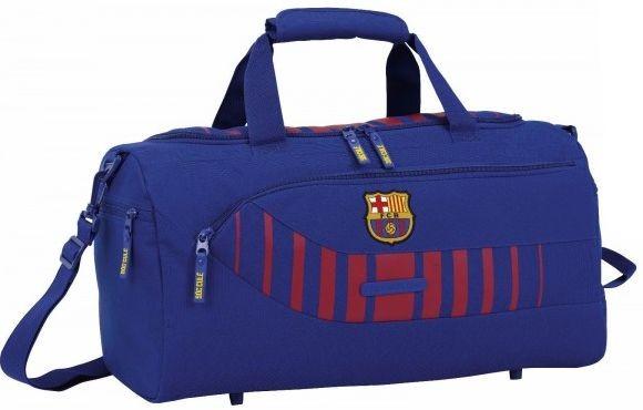 Sporttas Barcelona Rood/blauw 50x25x28 cm (711729553)