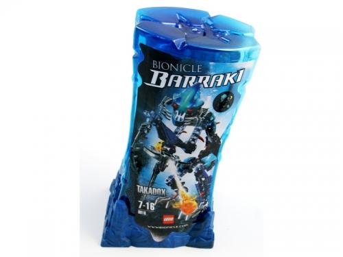 LEGO 8916 Bionicle Takadox