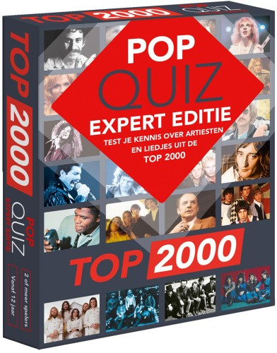 Top 2000 Pop Quiz Expert editie (0635014)