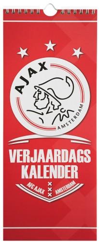 Verjaardagskalender Ajax AFC (023683)