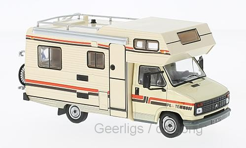 CITROEN C25 CAMPING CAR 1985 IXO (1:43)