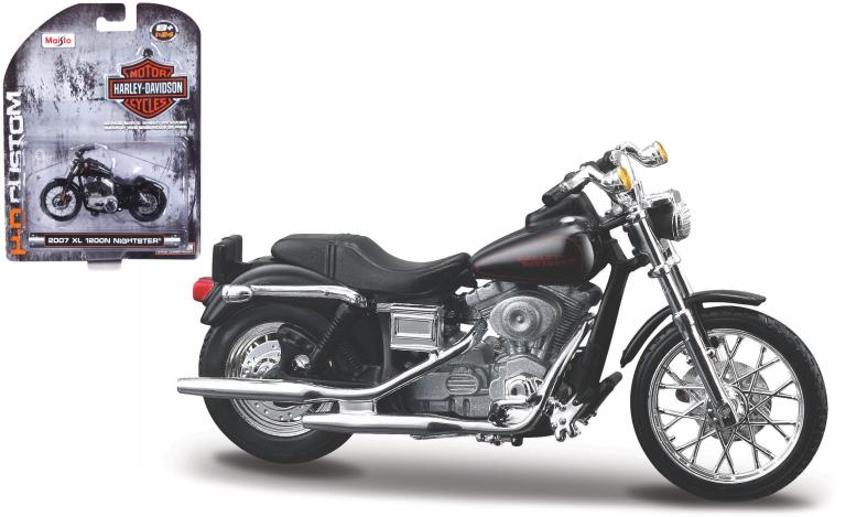 Harley-davidson FXDL DYNA LOW RIDER 2002 (MAISTO 1:24)