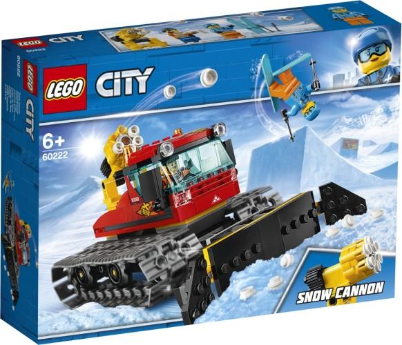 Sneeuwschuiver Lego (60222)