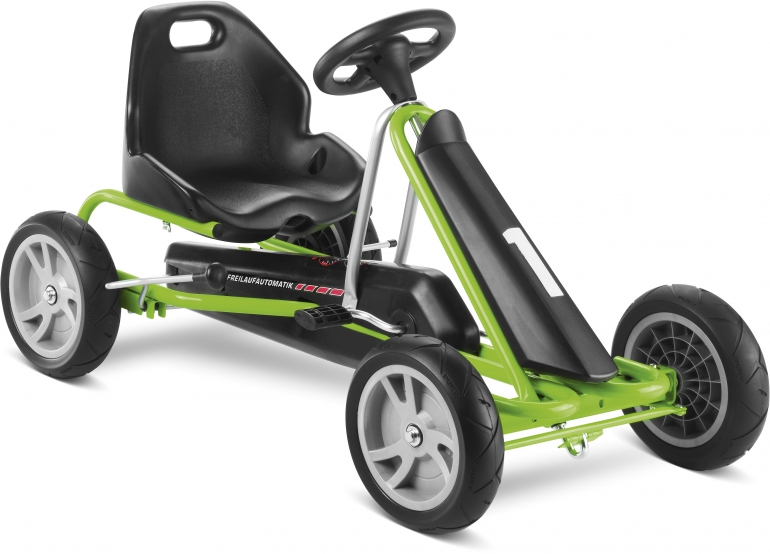 PUKY SKELTER F20 GO-CART